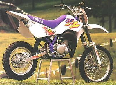 1980 yamaha 80 dirt bike